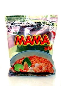 Mama Shrimp Tom Yum Instant Noodles | Buy Online at the Asian Cookshop